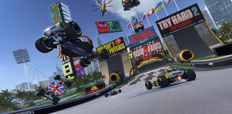 TrackMania Turbo Xbox One Code Giveaway