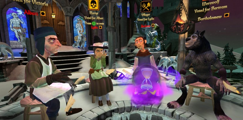 Werewolves Within is Bringing Social Gaming to Video Games