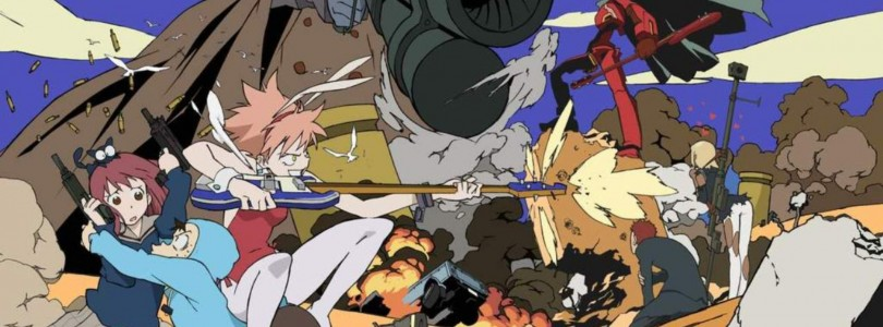 Two New Seasons of FLCL Announced