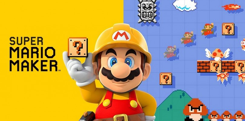 Free Update Arriving to Super Mario Maker Today