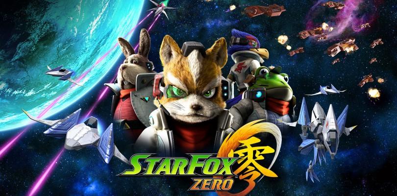 Star Fox Zero Landing on April 22nd, Star Fox Guard Revealed