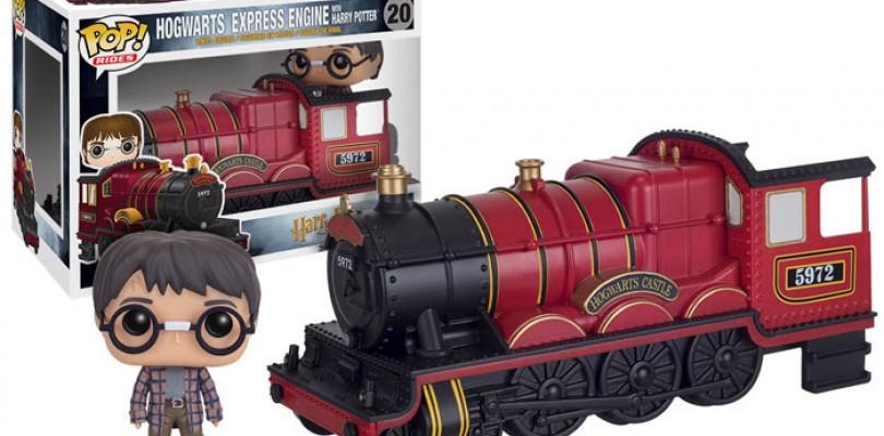 Choo, Choo! Funko Announces Hogwarts Express POP Figures