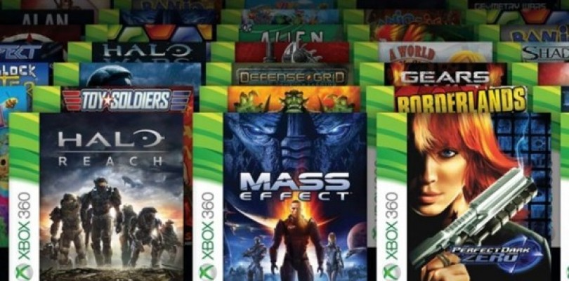 Xbox One Backward Compatible List Update 11/10/2016