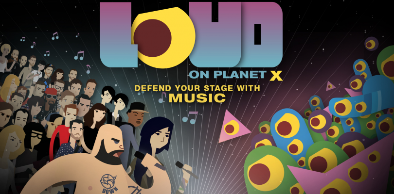 LOUD on Planet X Rocks Onto Our Systems Soon