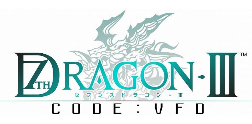 7th Dragon III Code: VFD Art Book Revealed