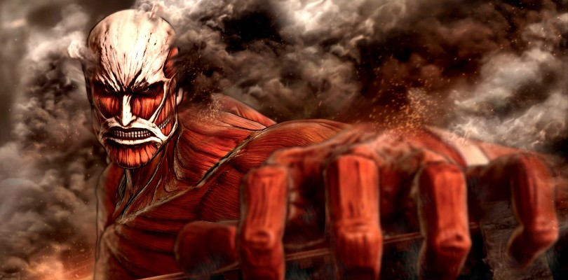ATTACK ON TITAN Video Game Gets A Release Date for Console & PC ...
