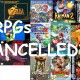 JRPGs Localisations Cancelled by Developers