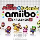 Mini Mario & Friends Amiibo Challenge Wii U Codes Giveaway