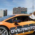 Uber Represents Overwatch in the Best Way