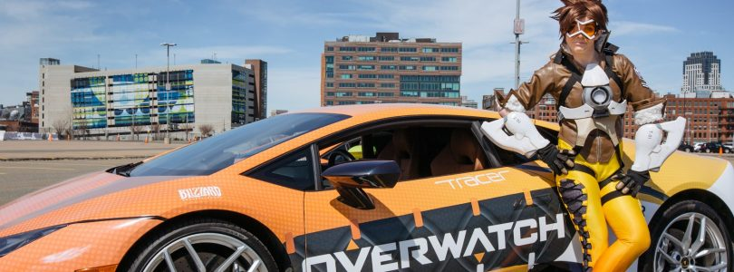 Uber Teams with Overwatch in the Best Way