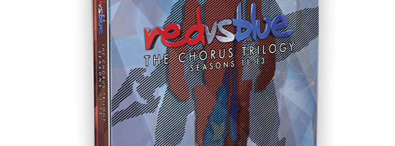 """Rooster Teeth Announces """"Red vs. Blue: The Chorus Trilogy"""""""