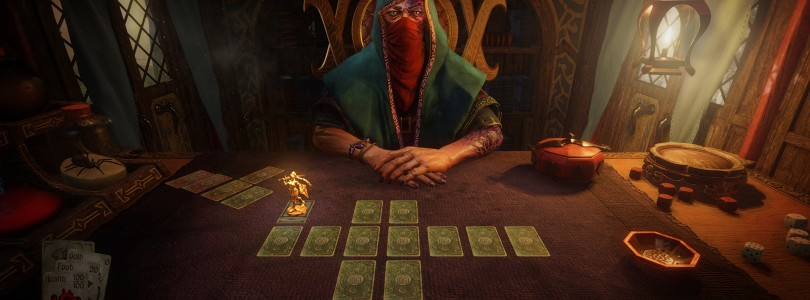 Hand of Fate 2 Announced