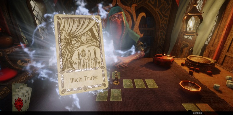 Hand of Fate 2 Preview