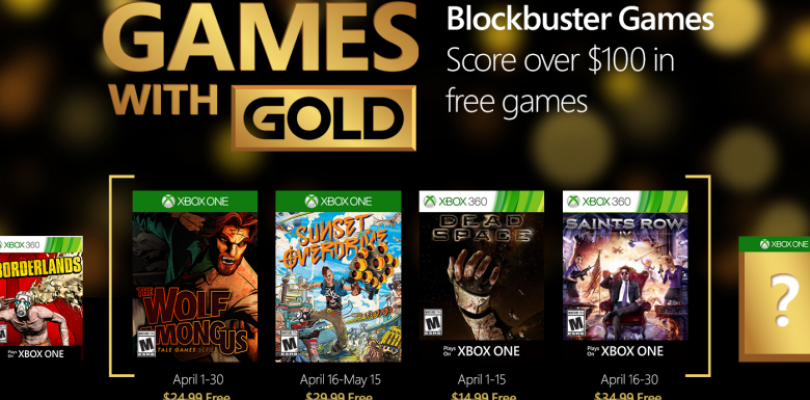 Sunset Overdrive And Saints Row IV Is Now Free for Xbox Gold Members