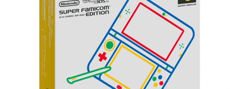 Box For Super Famicom 3DS Revealed