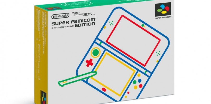 Box For Super Famicom 3DS Revealed