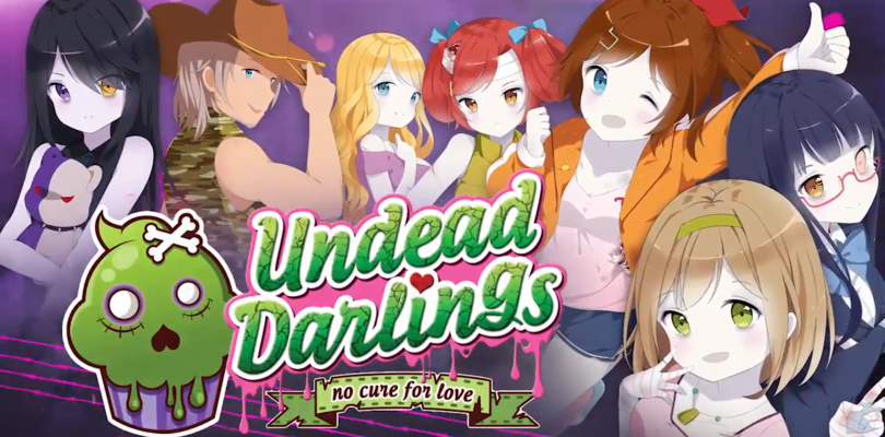 Undead Darlings Comes Back to Life on Kickstarter