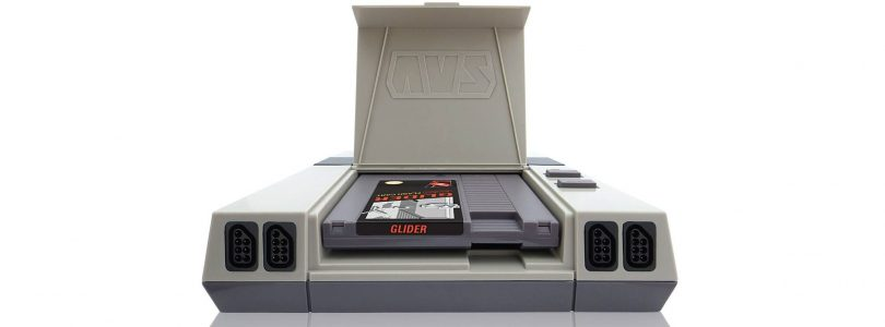 The NES is Reborn with the AVS from Retro USB