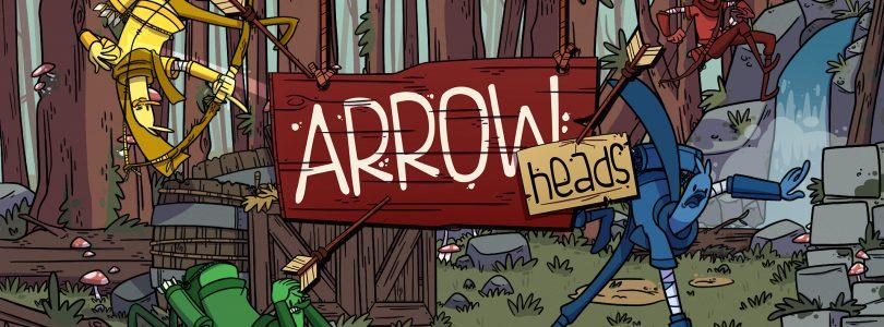 EGLX Preview: Arrow Heads