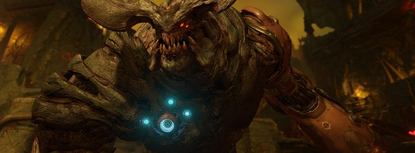 Nvidia Shows Off Jaw-Dropping DOOM Gameplay