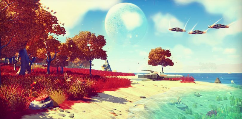 No Man's Sky Pushed Back to an August Release