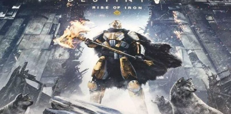 Destiny: Rise of Iron Leaked