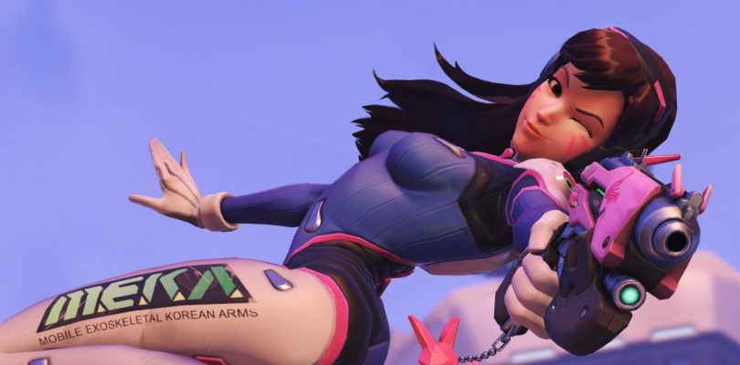 Overwatch Porn Gets Cease and Desist