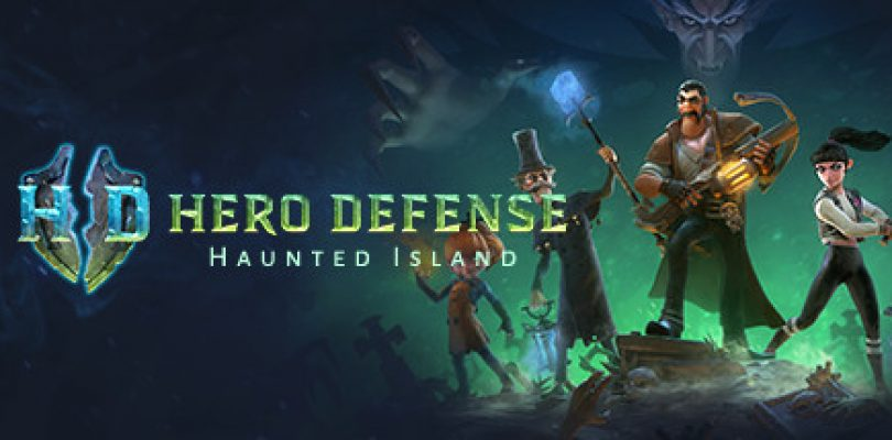 Hero Defense – Haunted Island Gets New Game Mode