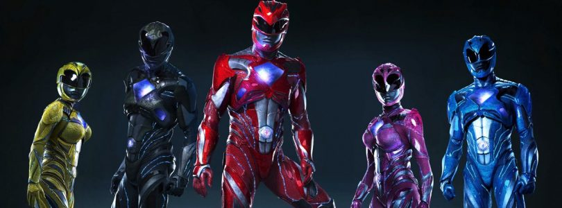 The Power Rangers Film Suits Revealed