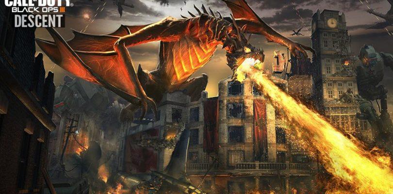 Black Ops III Descent DLC Announced