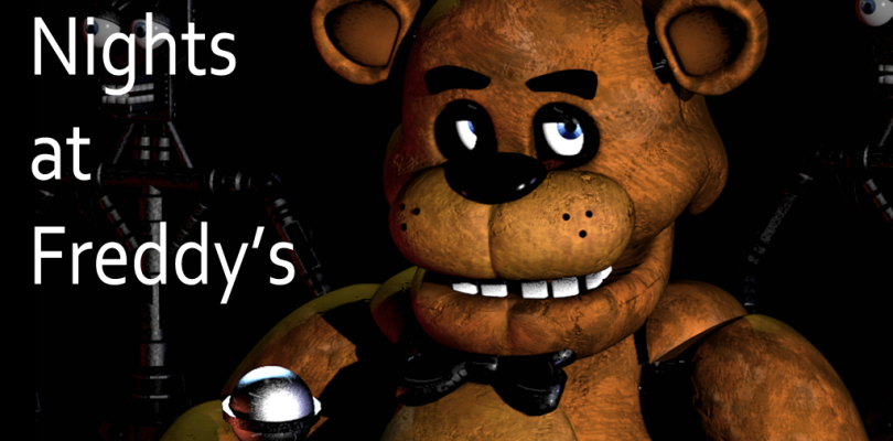 New Five Nights at Freddy Toys Announced by Funko