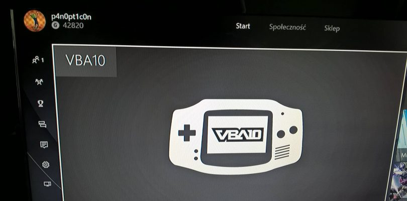 Gameboy Advance Emulation Possible on Xbox One?