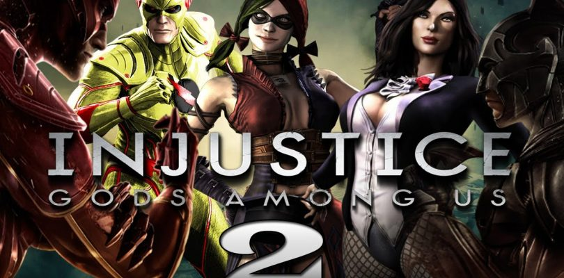 Leaked Poster Shows off Injustice 2