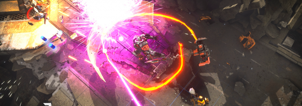 Livelock Lands on PlayStation 4, Xbox One and PC this August
