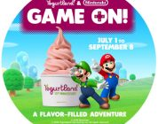 Nintendo Teams up with Yogurtland Stores This Summer