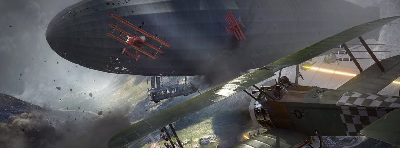 Battlefield 1 Details Reveal Dynamic Warfare