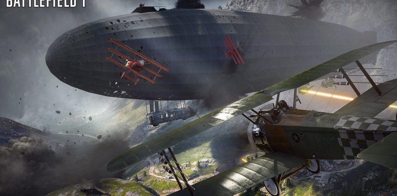 Battlefield 1 Details Reveal Dynamic Warfare