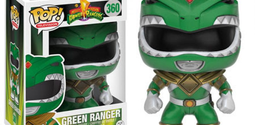Funko Pop Adds More Power Rangers!