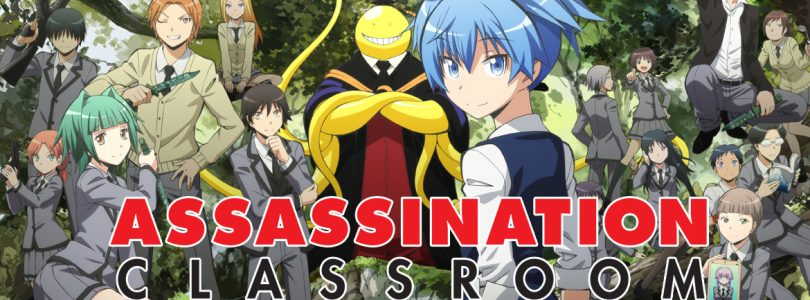 5 Reasons to Check Out Assassination Classroom