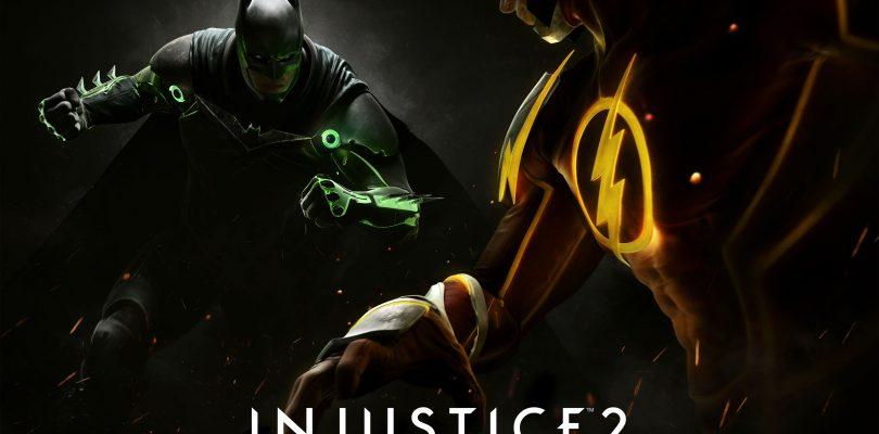 Injustice 2 Gameplay Revealed