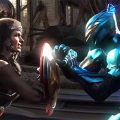 Wonder Woman And Blue Beetle Join Injustice 2 Cast