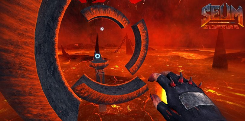 Out Now- SEUM: Speedrunners from Hell