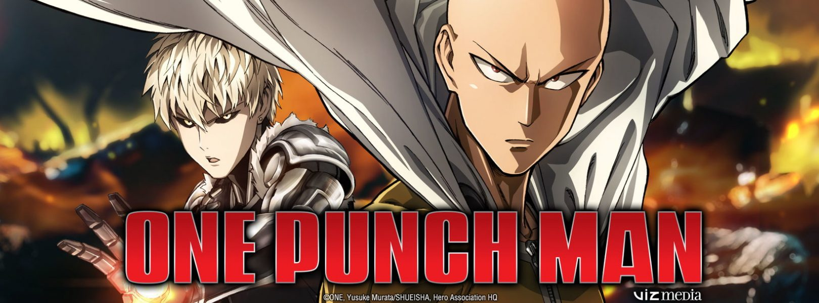 ONE-PUNCH MAN Coming to Adult Swim