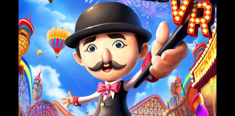 2K Announces Carnival Games VR