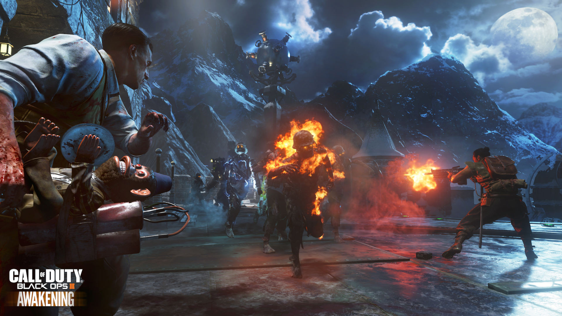 "REVELATIONS""- INTRO Cutscene! - Full Video HD (BO3 Zombies DLC 4 ..."