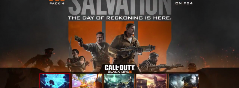 Call of Duty Black Ops 3 Salvation DLC Announced