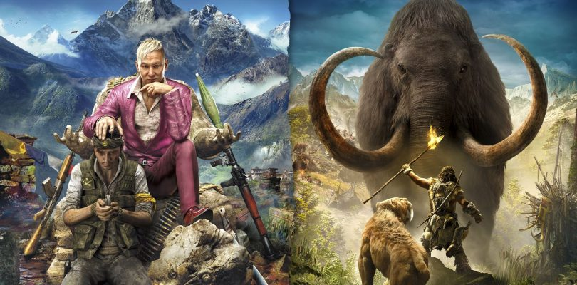Far Cry 4 & Far Cry Primal Physical Bundle Coming?