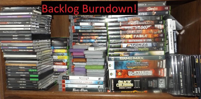 Backlog Burndown – Sprint 0: Introduction