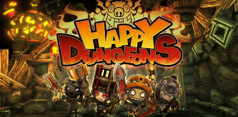 Happy Dungeons Founders Pack Xbox One Code Giveaway