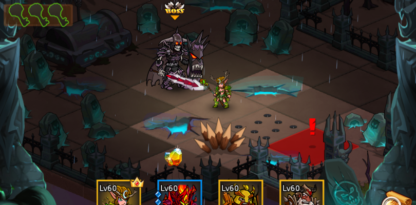 Update 1.5 Arrives on Heroes Quest: Magic and Dragons